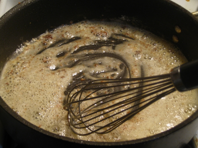how to make smooth pan gravy